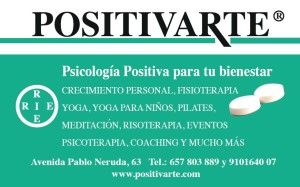 PositivArte: Centro de Psicología y Bienestar Integral